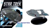 Star Trek Official Starships Collection #054 USS Steamrunner Class Eaglemoss